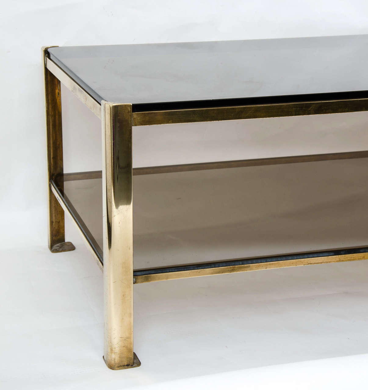 1950s French Jacque Quinet Coffee Table II In Excellent Condition For Sale In London, GB