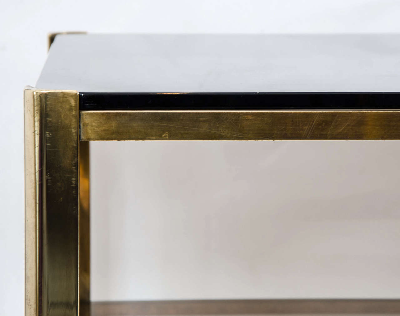 Mid-20th Century 1950s French Jacque Quinet Coffee Table II For Sale