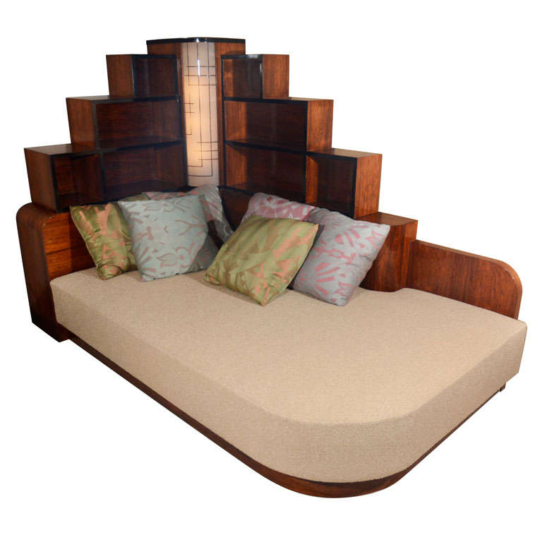 Daybed from the apartment of George Gershwin, 1928