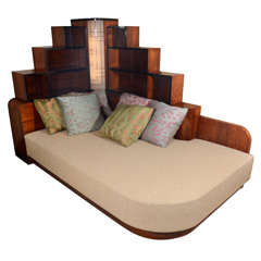 Daybed from the apartment of George Gershwin, 1928 thumbnail 1