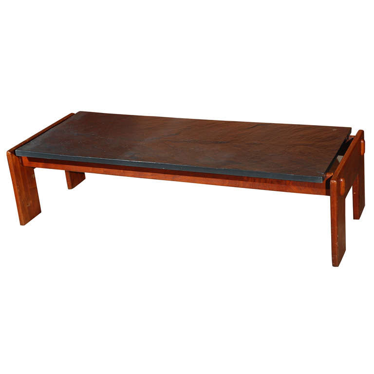 Coffee Table In The Style Of Phil Powell At 1stdibs