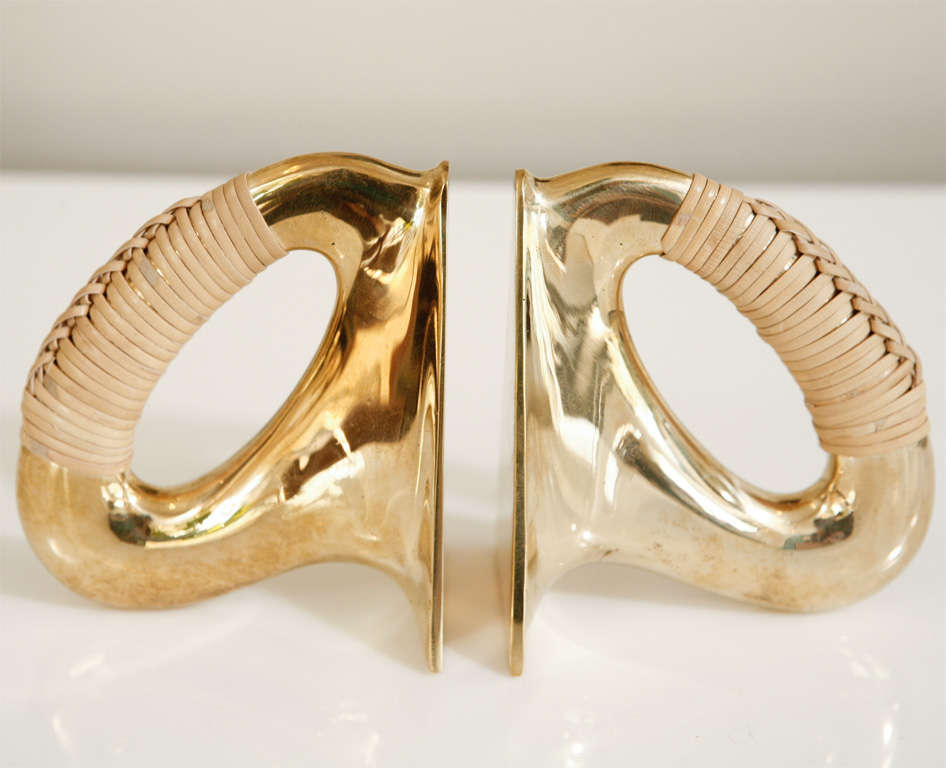 Carl Aubock Bookends 3