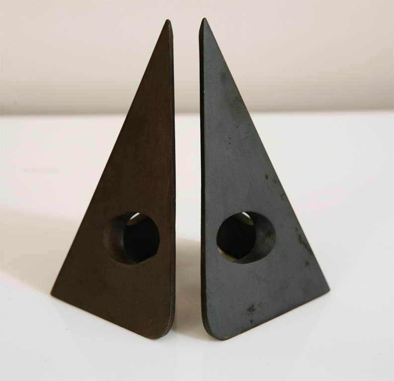Carl Aubock Bookends 7