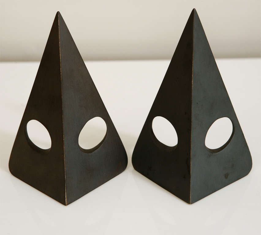 Carl Aubock Bookends 8