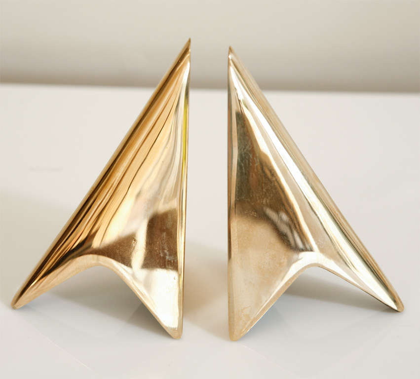 Carl Aubock Bookends 9