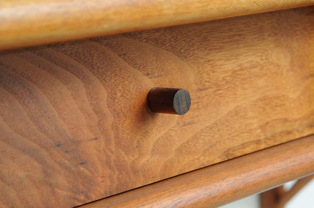Rare Sam Maloof Hanging Cabinet For Sale 7