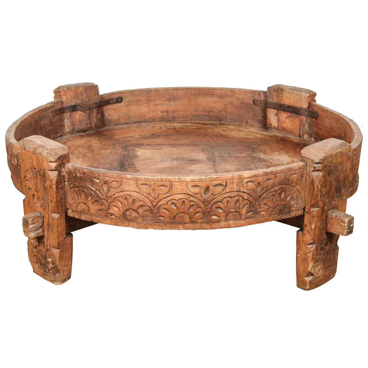 Moroccan wooden tribal table at 1stdibs for Chinese furniture for sale in south africa