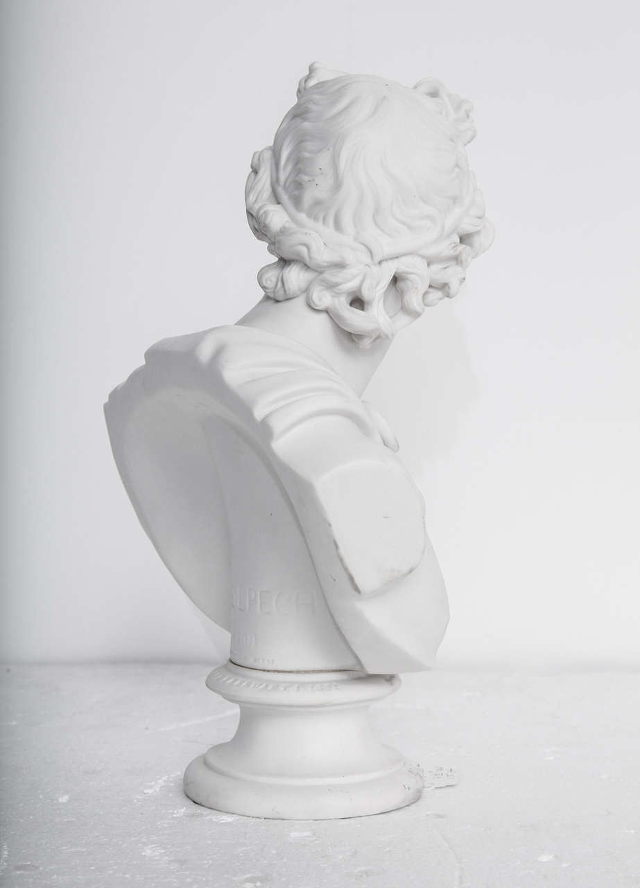 19th Century Art Union of London Bust of Apollo 7