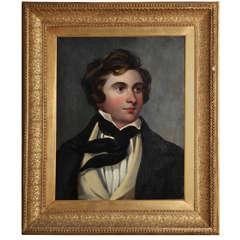 19th Century English Portrait of a Gentleman