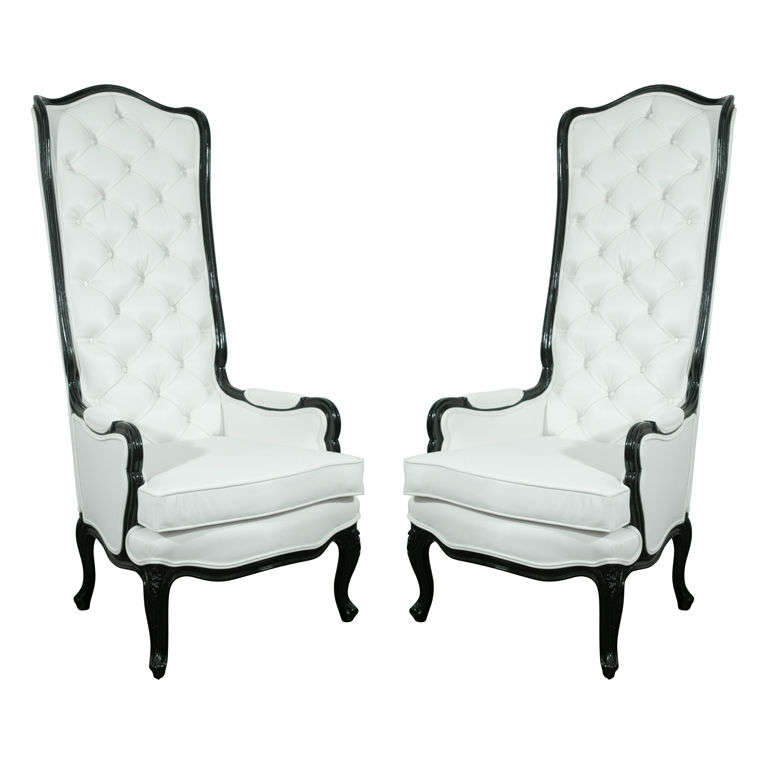 pair of decorative chairs by daniel jones 1 - Decorative Chairs
