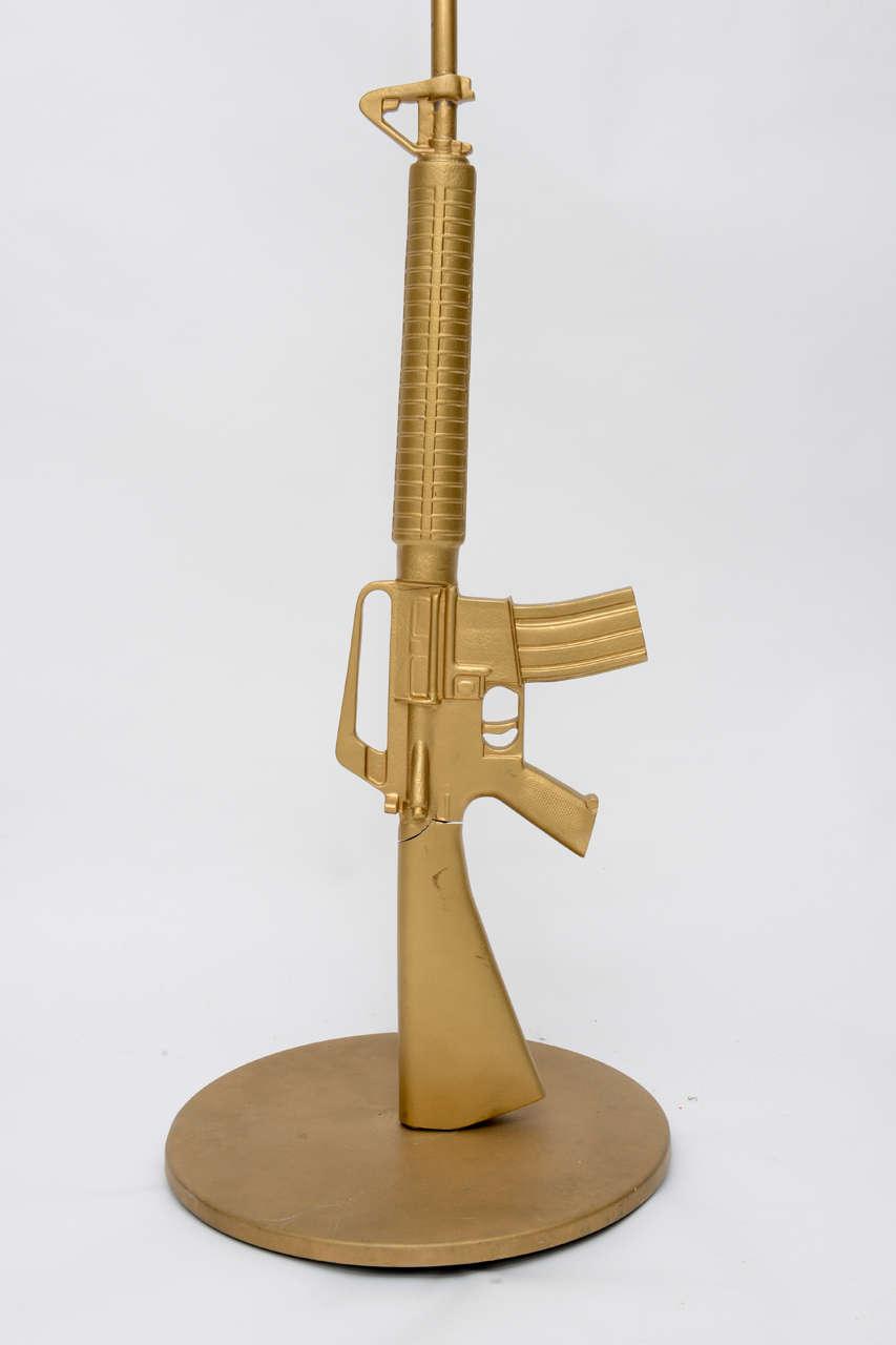 Philippe Starck Machine Gun Lamp 20th Century At 1stdibs