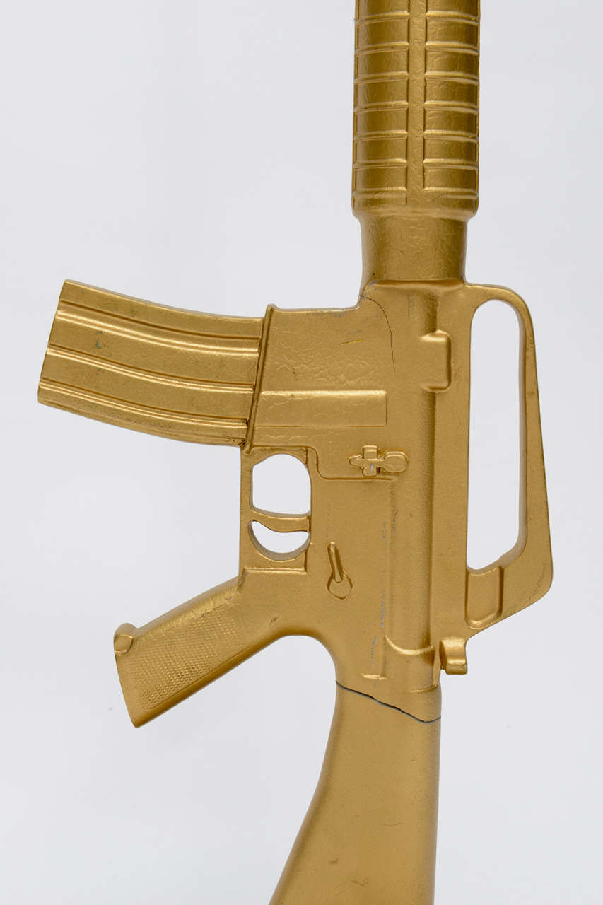 Philippe Starck Machine Gun Lamp, 20th Century For Sale at 1stdibs