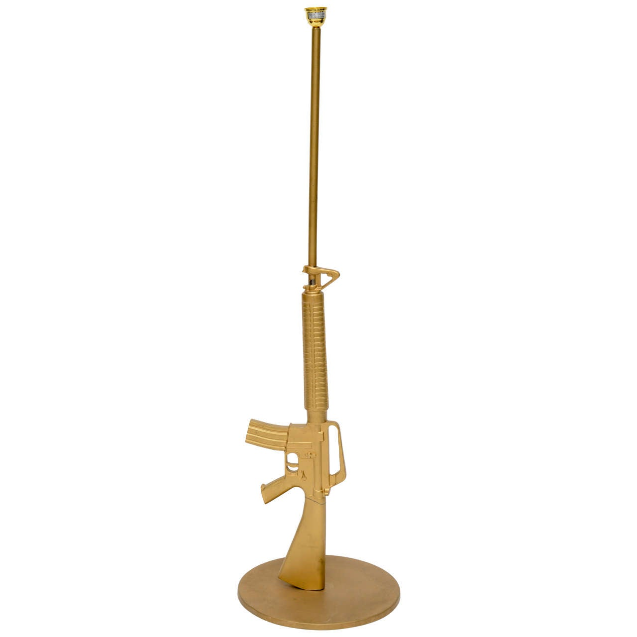 philippe starck machine gun lamp 20th century at 1stdibs. Black Bedroom Furniture Sets. Home Design Ideas