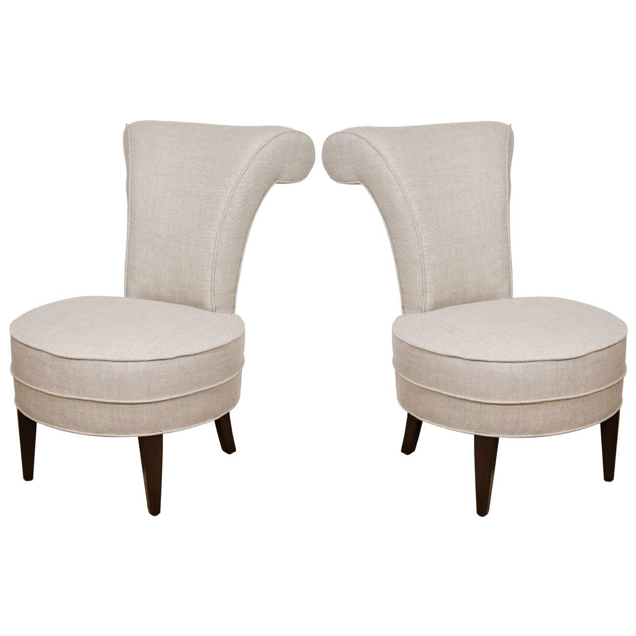 Upholstered Chairs Elegant Upholstery Custom Made