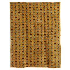 Carpet with 'Cintamani' Pattern