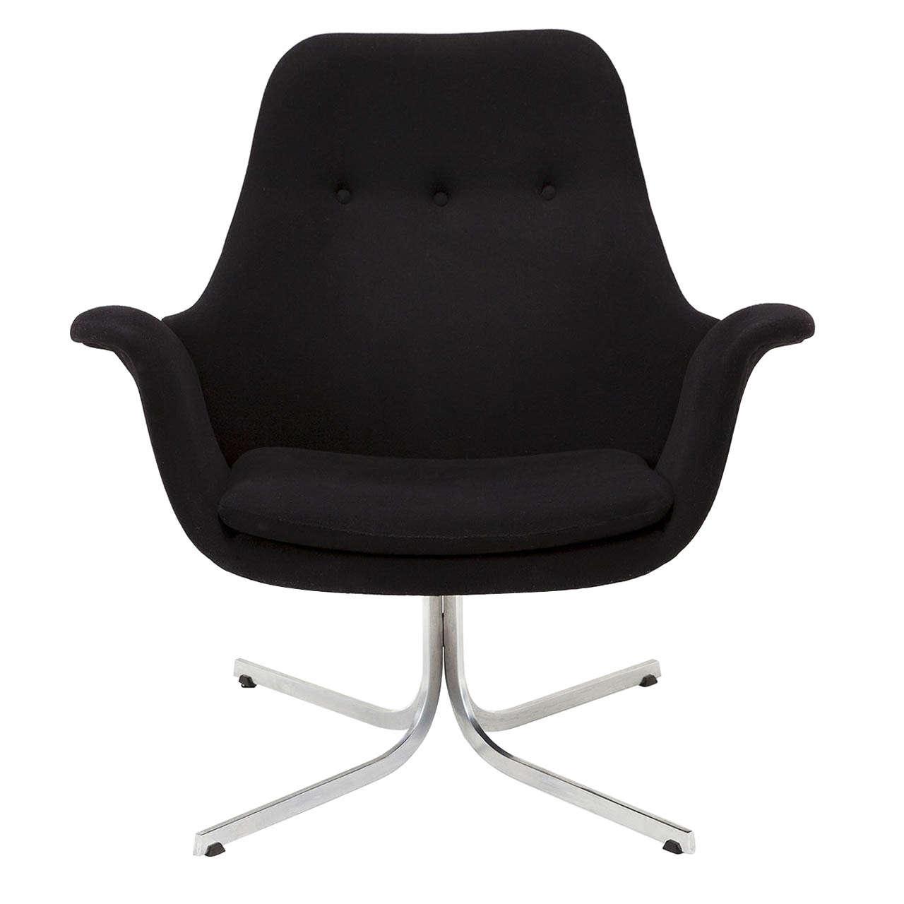 Pierre Paulin Lounge Chair, Artifort