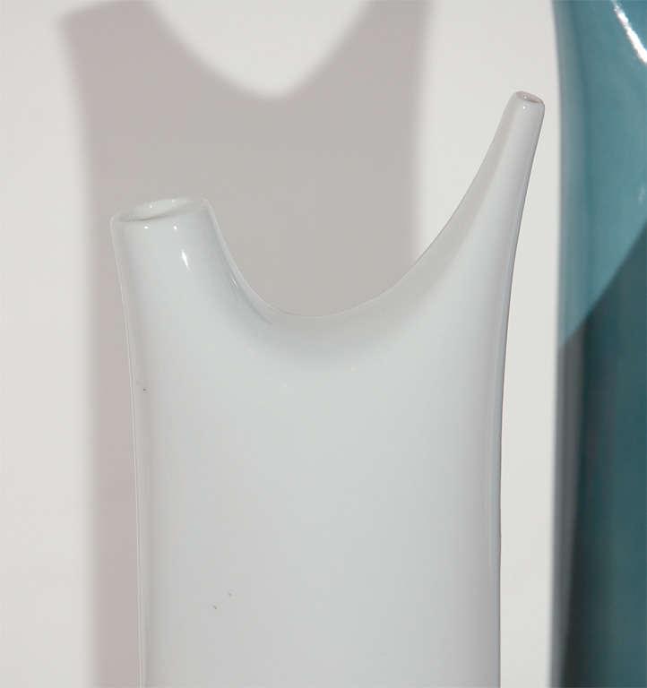 Pair of Decanters by Kenji Fujita image 2