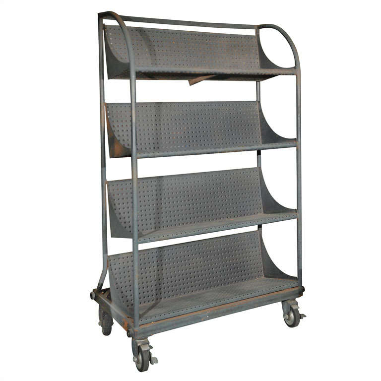 Image Result For Industrial Bookcase