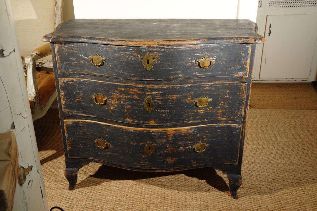Swedish Chest of drawers