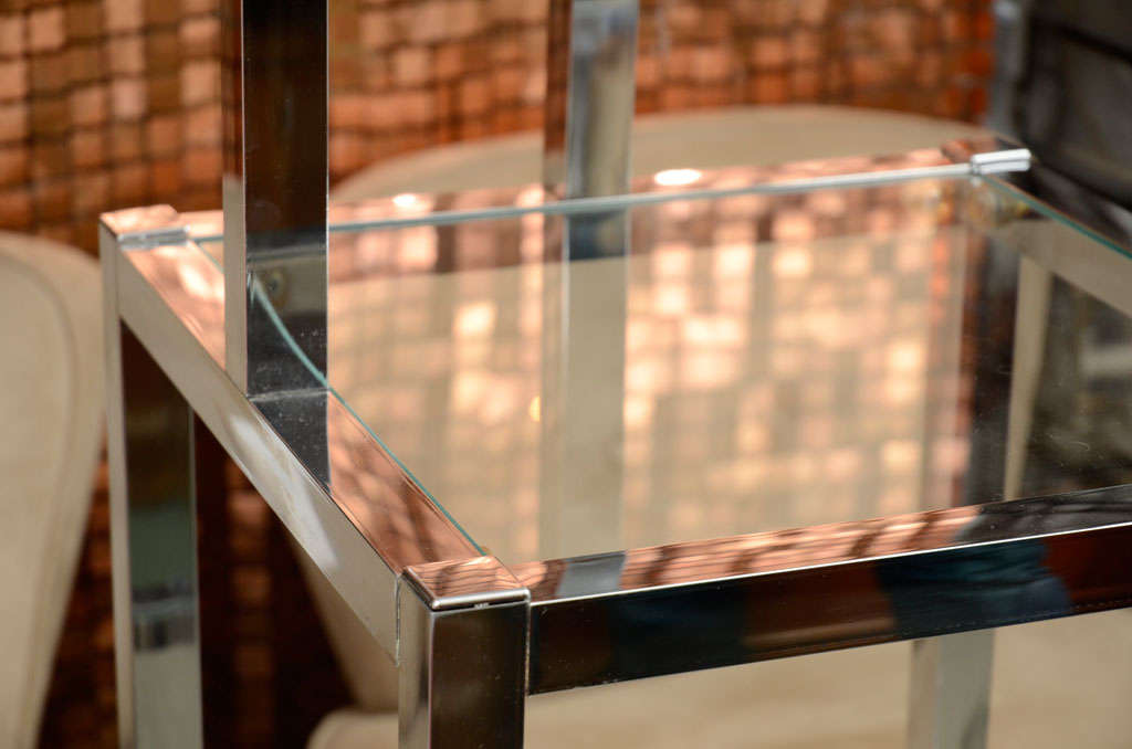 Sculptural cube tower etagere at 1stdibs - Etagere cube castorama ...
