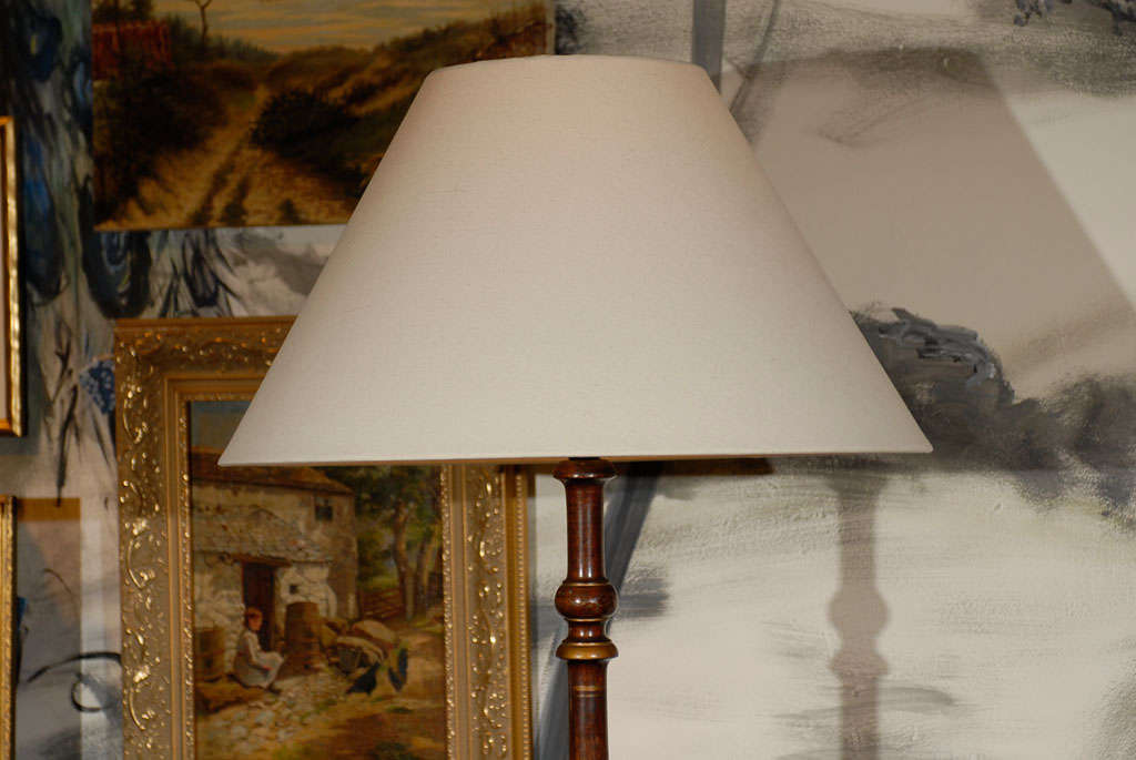 English Chinoiserie Floor Lamp For Sale 3