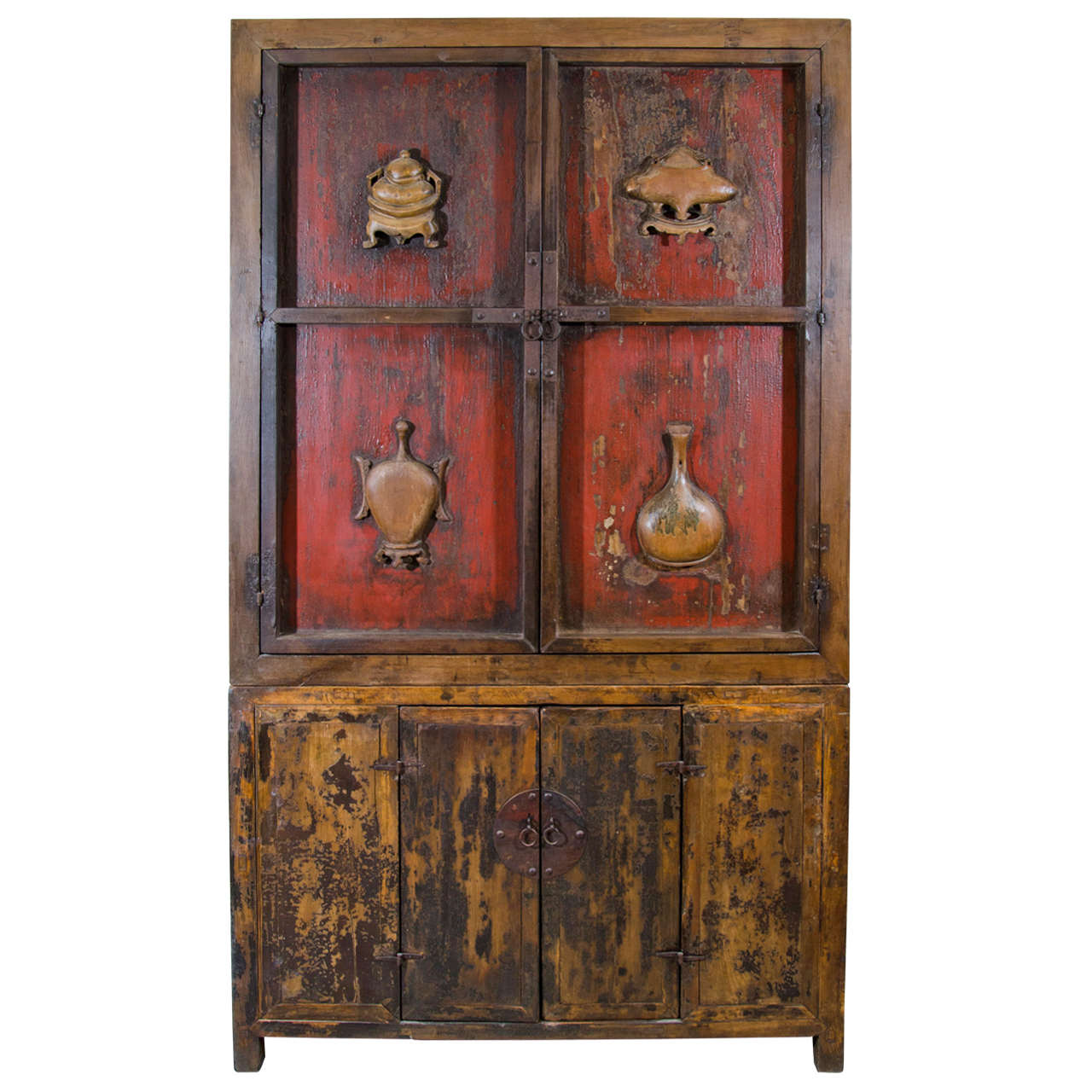 Chinese Book Cabinet, c. 1800