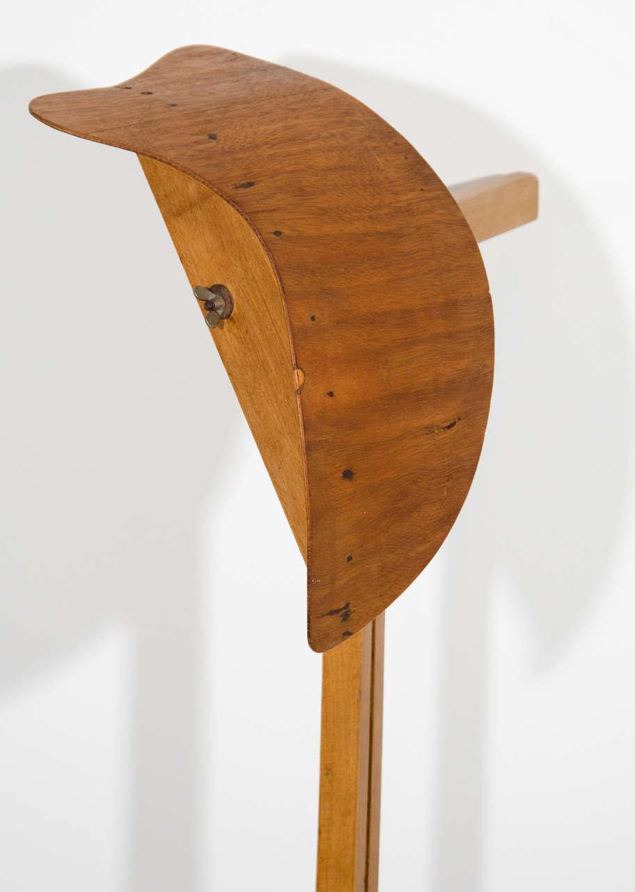 Siegel Wooden Display Form 4
