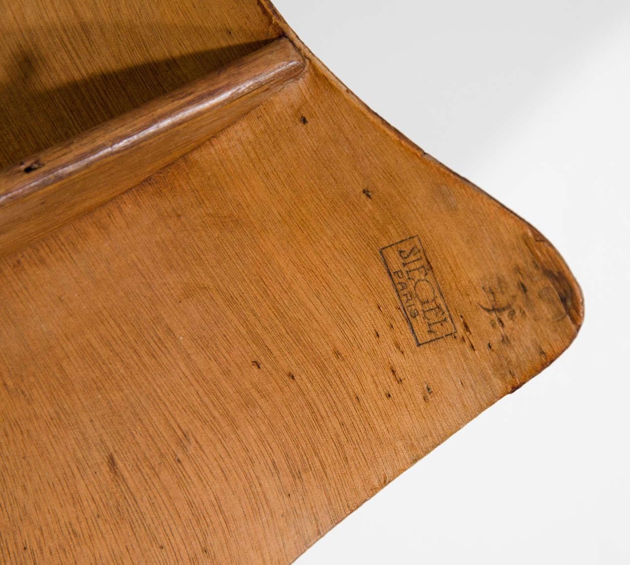 Siegel Wooden Display Form 6