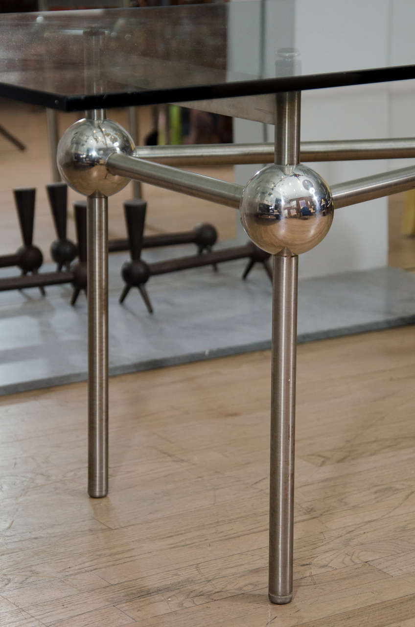 Mid-Century Console Table In Excellent Condition For Sale In New York, NY