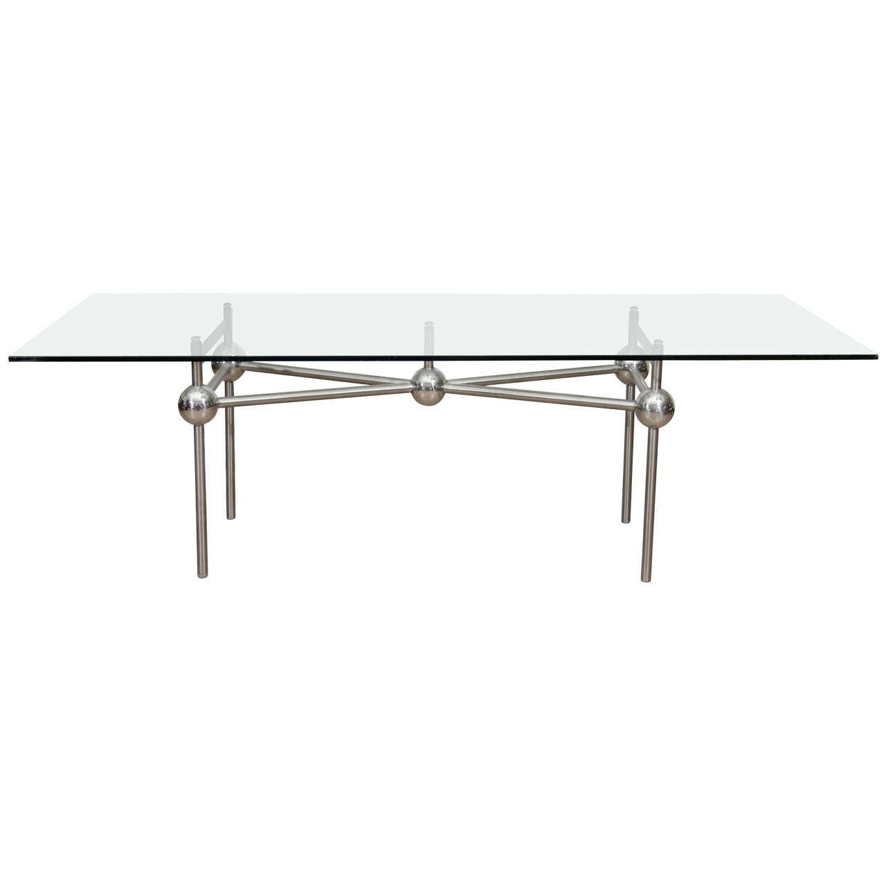 Mid-Century Console Table 1