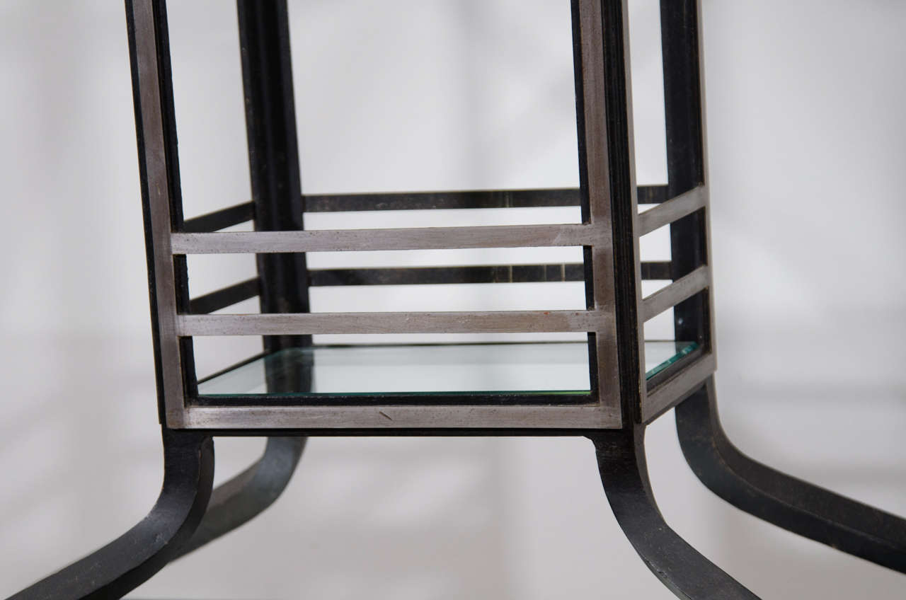 Two Tone Art Deco Bar For Sale 1