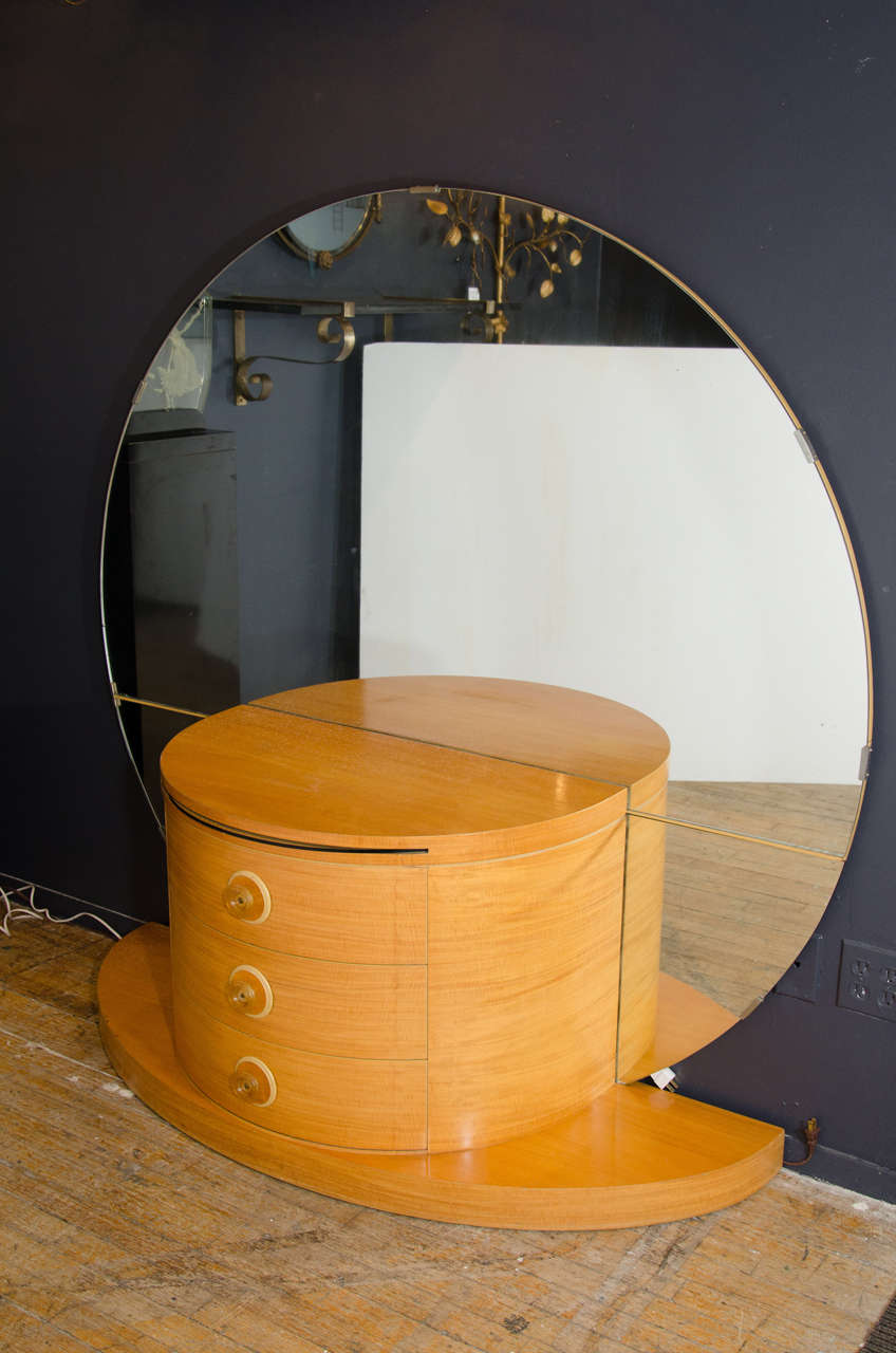 Round Table Mirrors Home Design Ideas And Pictures