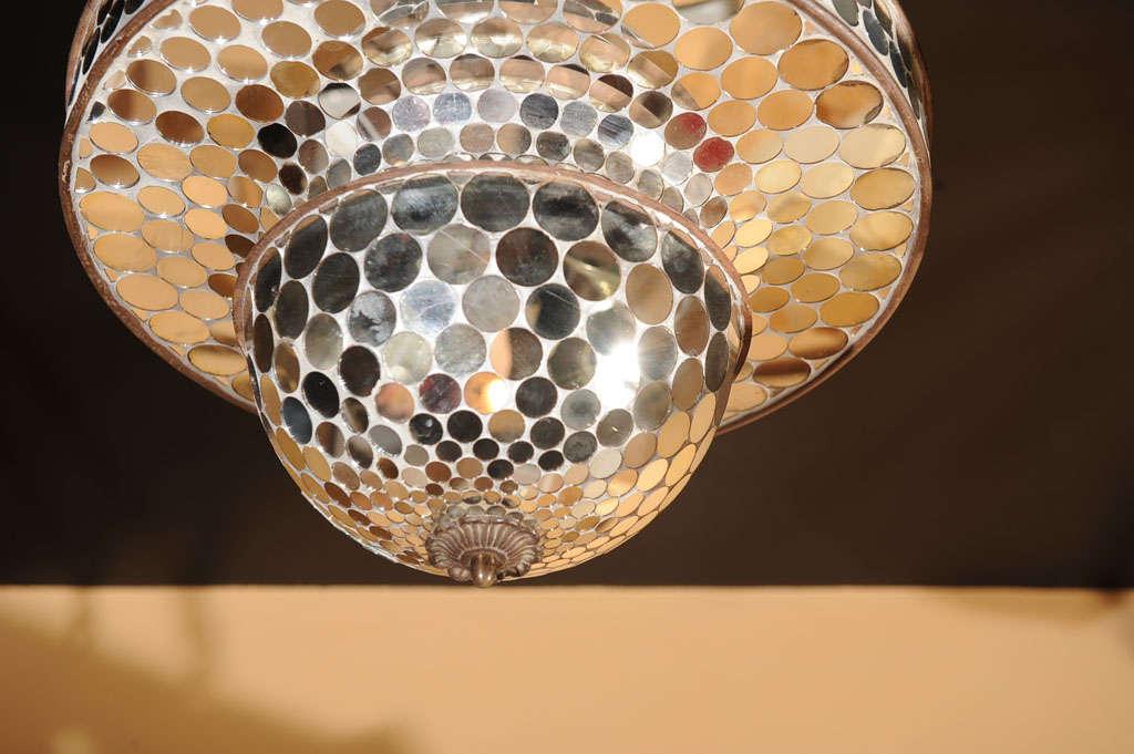 vintage rotating disco fixture at 1stdibs. Black Bedroom Furniture Sets. Home Design Ideas