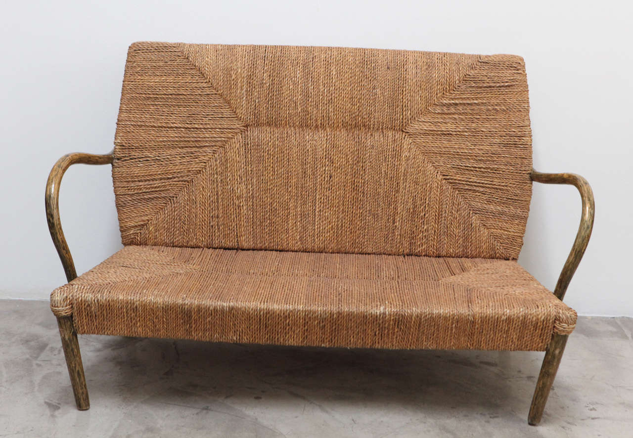 A Pair of Loveseats - Belgium 1970s image 3