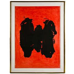 """Three Figures"" by Robert Motherwell"