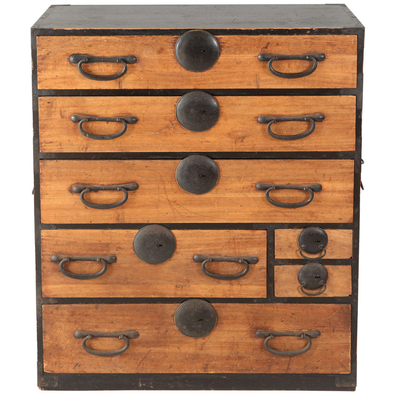 Japanese Chest Of Drawers / Tansu For Sale
