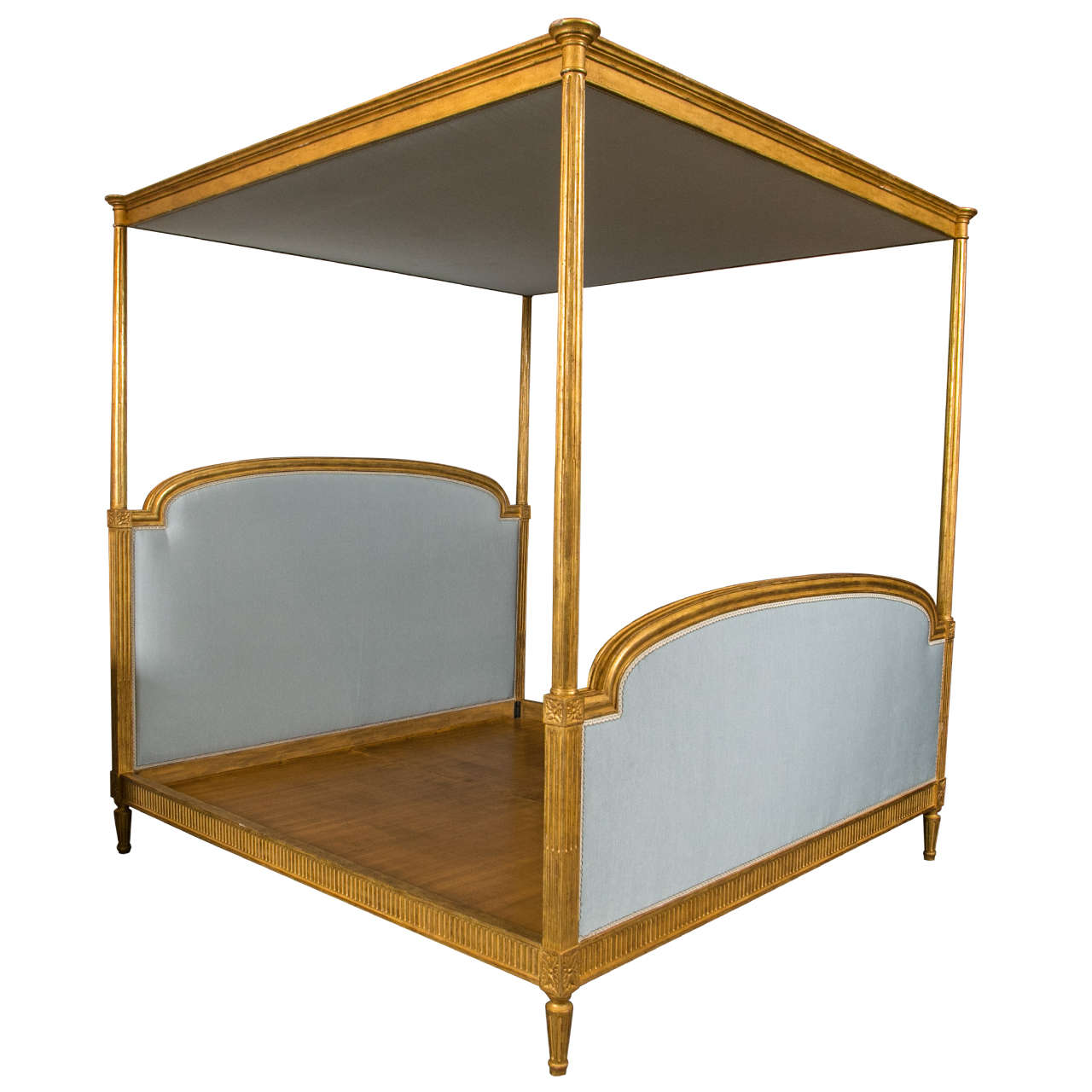 French canopy bed design decoration for French style gazebo