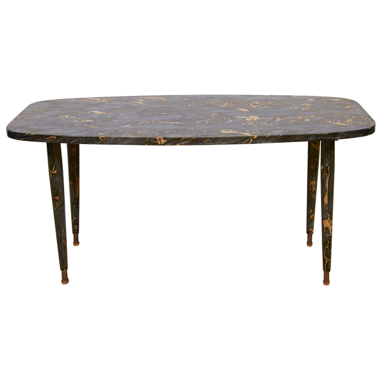 A Mid Century Italian Marble Coffee Table At 1stdibs