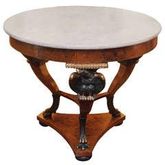 Italian Empire Round Table