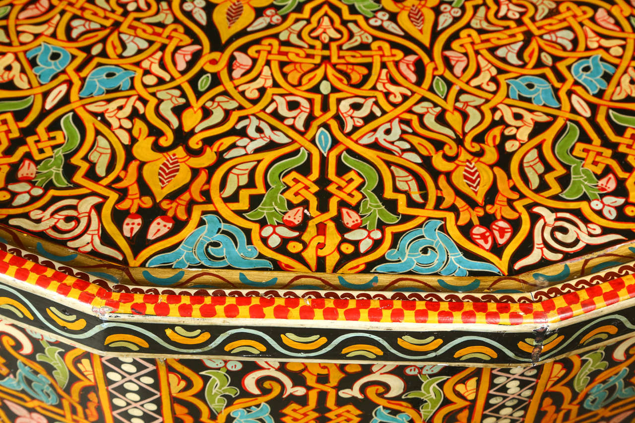 Fabulous Moroccan Coffee Table 5