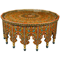 Fabulous Moroccan Coffee Table
