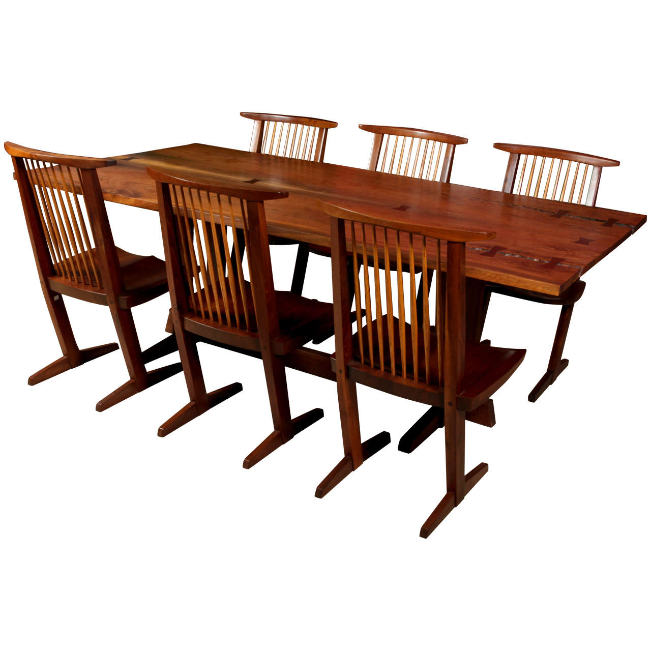 Nakashima Table george nakashima dining table for sale at 1stdibs