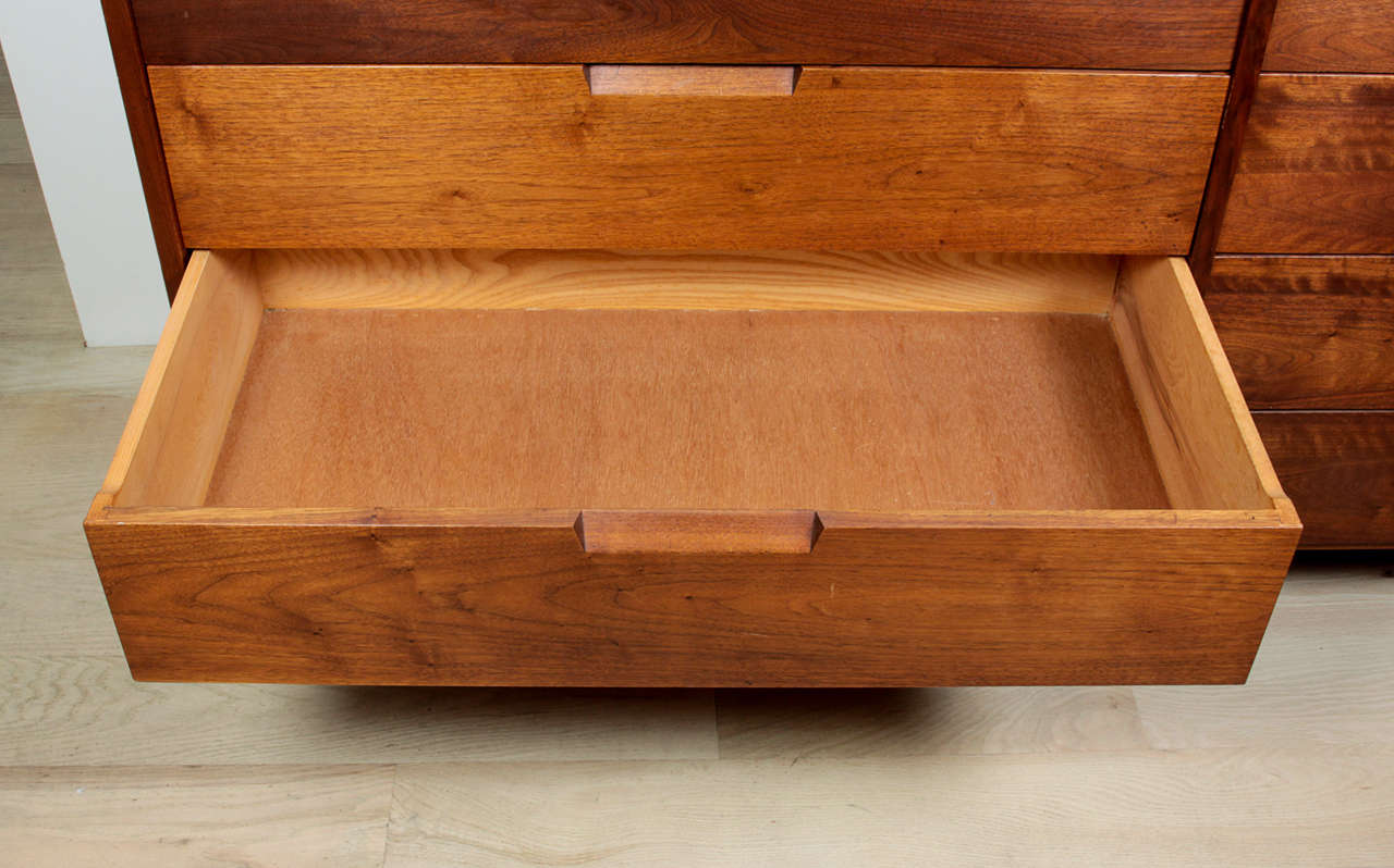 American George Nakashima, Double Dresser
