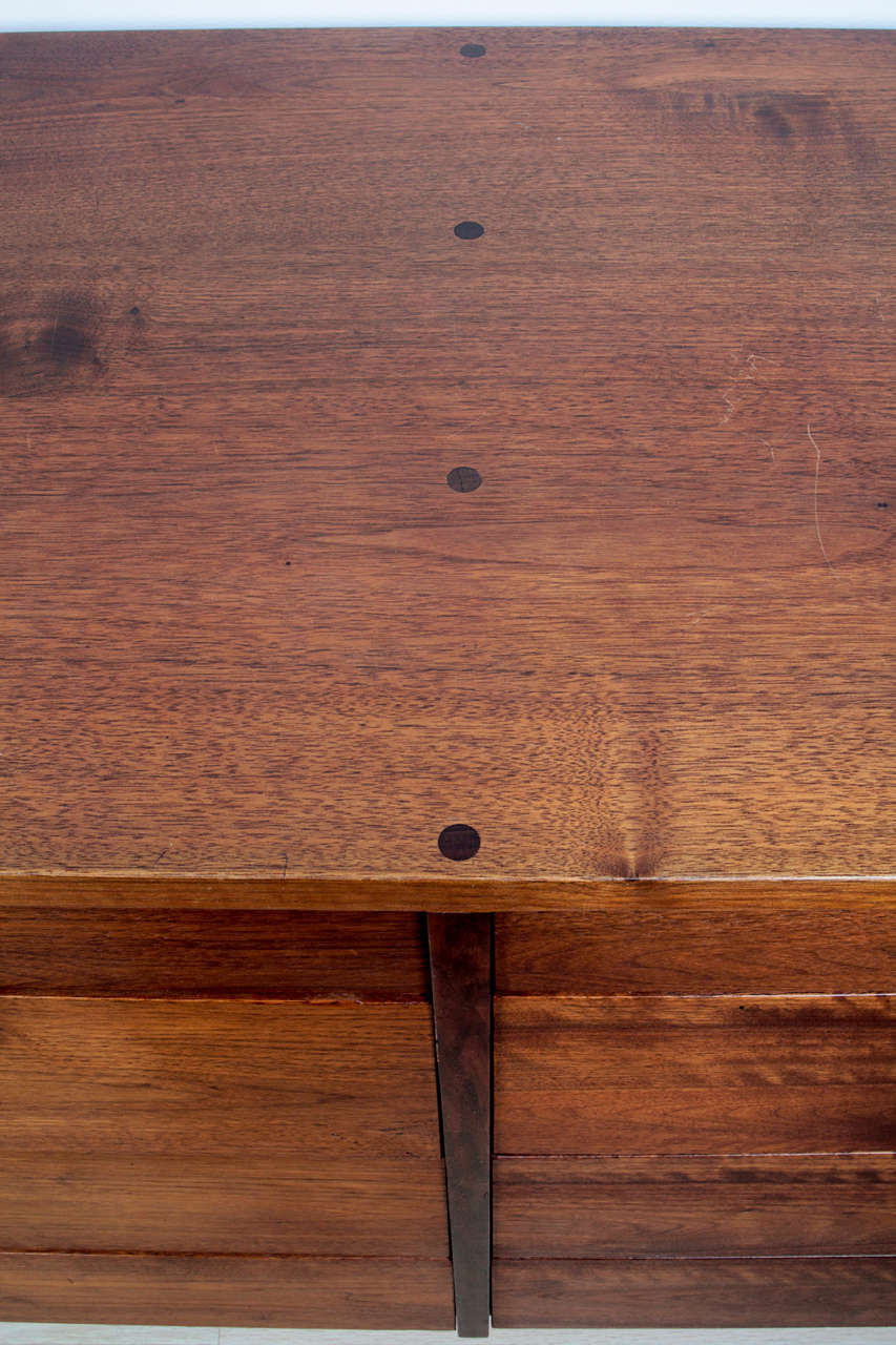George Nakashima, Double Dresser In Good Condition In New York, NY