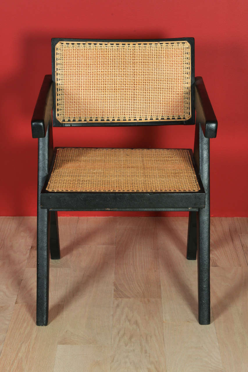 Model PJ SI 28-A chair in teak.