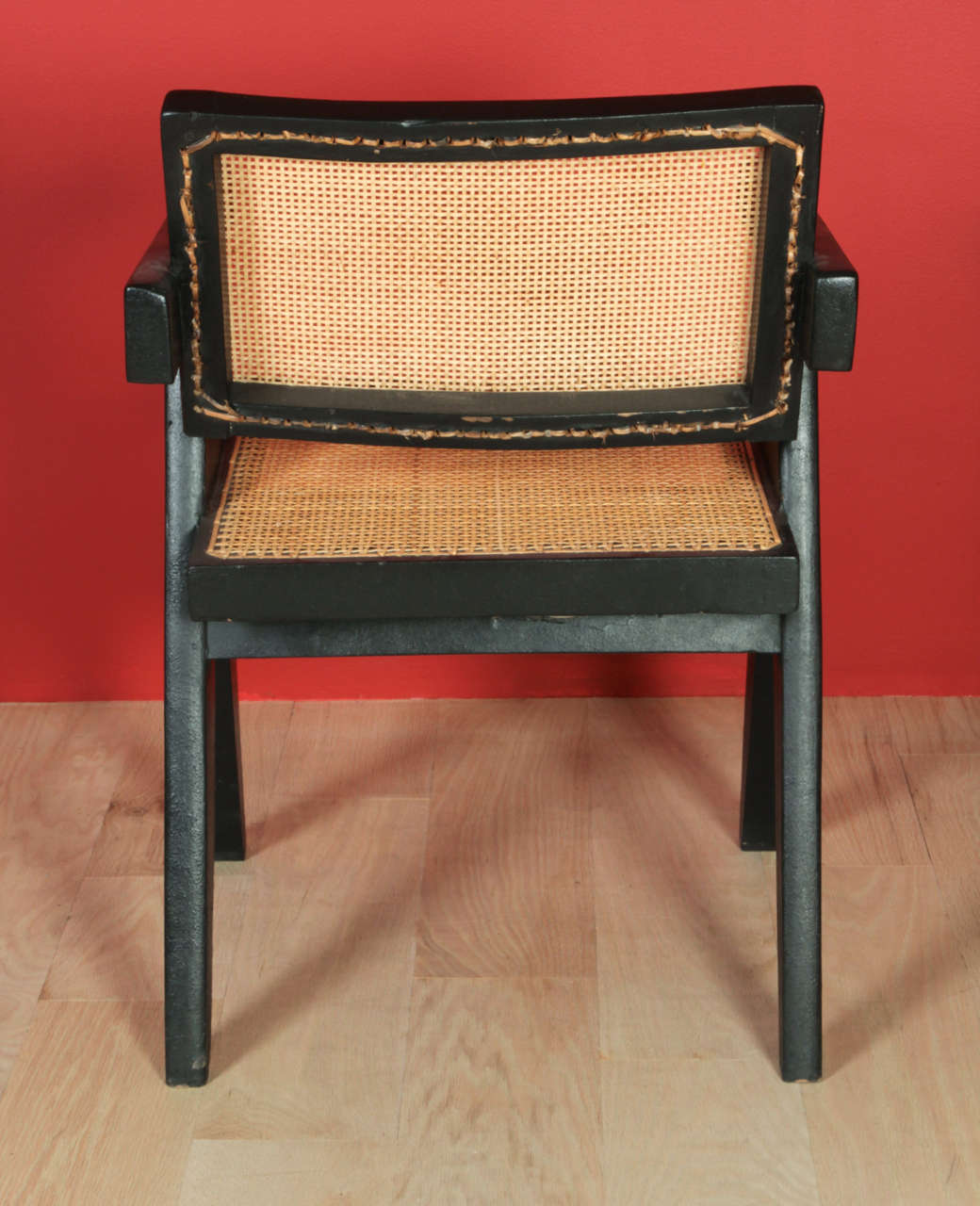 Mid-20th Century Pierre Jeanneret, Armchair For Sale