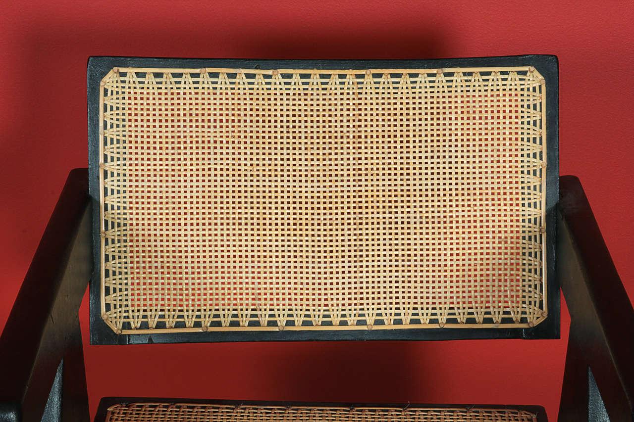 Teak Pierre Jeanneret, Armchair For Sale