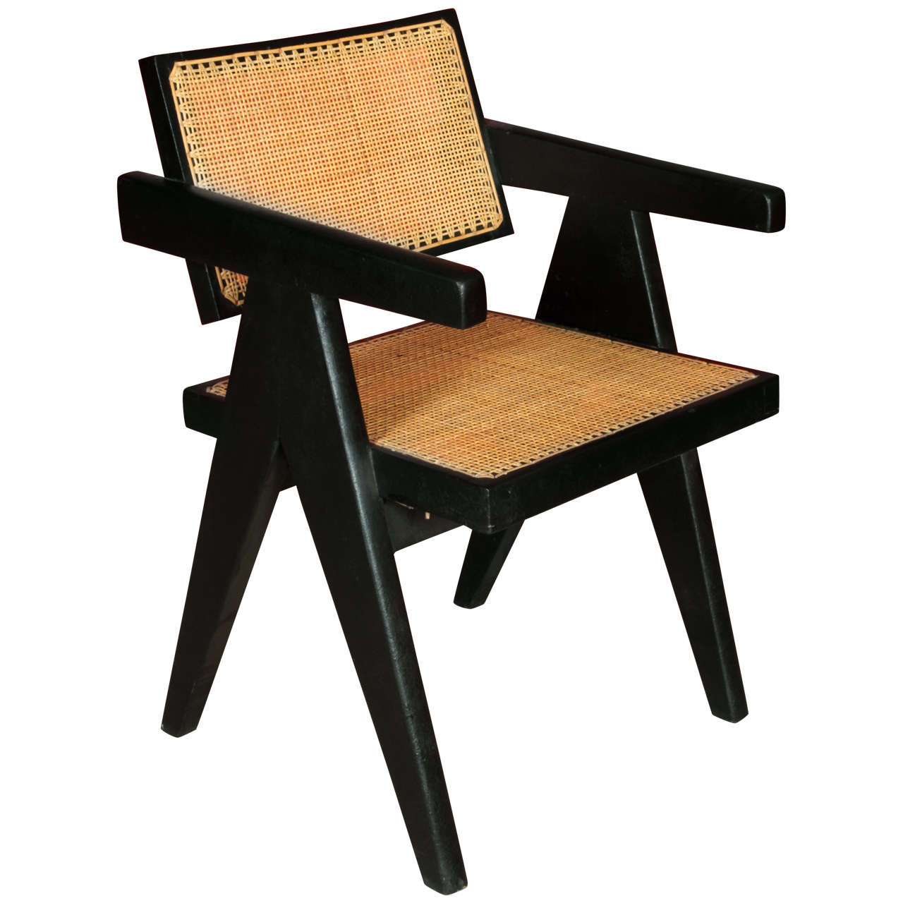 Pierre Jeanneret Armchair For Sale At 1stdibs