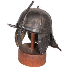 English Civil War Parliamentary Helmet