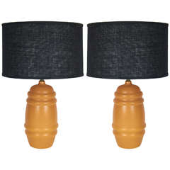 Pair of Royal Haeger Table Lamps
